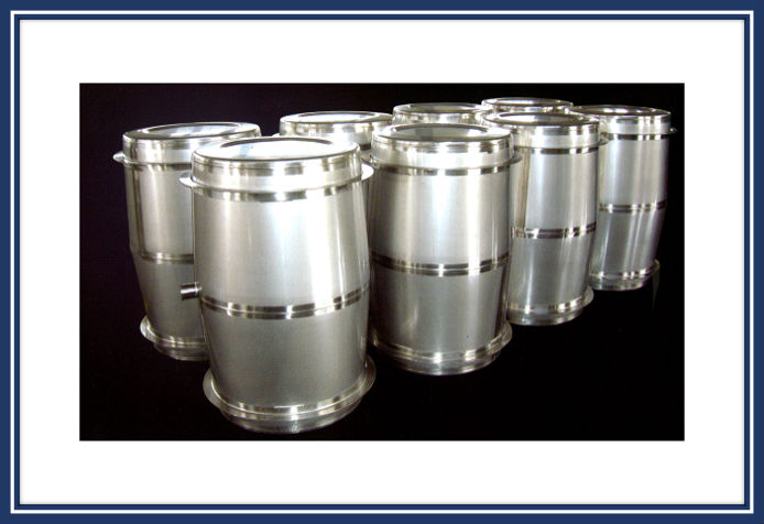 Stainless Steel Wine Barrels for Fermentation & Storage